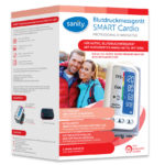 Smart Cardio Blood Pressure Monitor