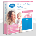 MOMMY & BABY SCALE